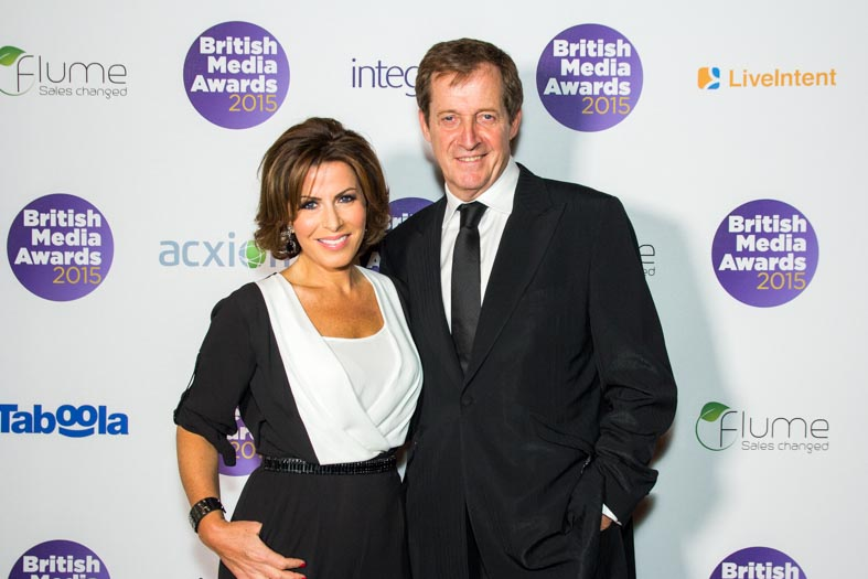 British Media Awards, The Brewery, Chiswell St, London, 7May2015, ©BronacMcNeill
