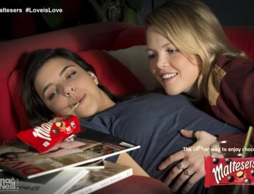 Maltesers #LoveisLove
